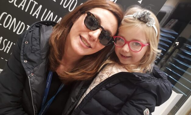 Giulia e Mamma@bimboottica